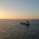 Setting off to the Hull sunrise by Thrombo69