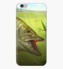 Tiger Musky iPhone Case