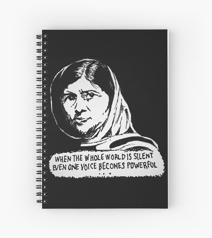Malala Yousafzai  by caitlingray1684