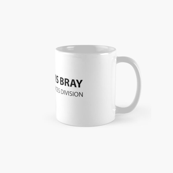 Clovis Bray ExoScience for light colors  Classic Mug