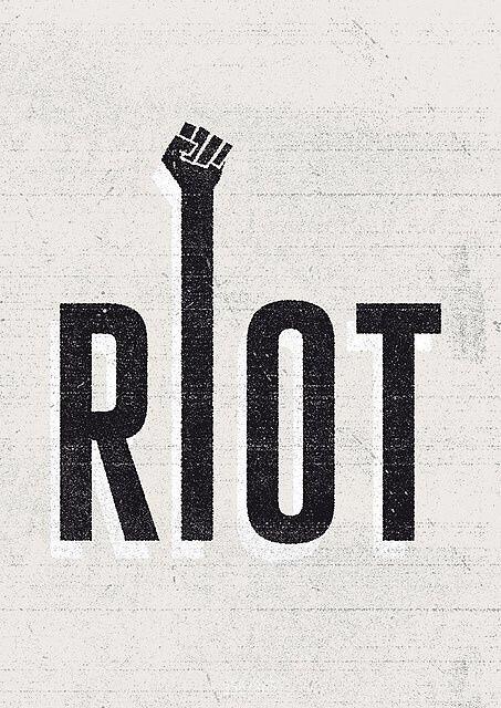 Riot! by skdancer