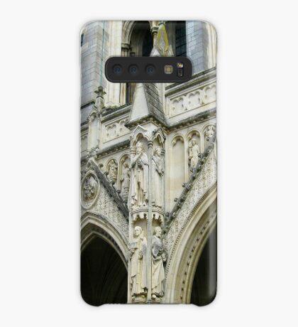 Truro Cathedral - Front Aspect Hülle & Klebefolie für Samsung Galaxy