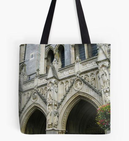 Truro Cathedral - Front Aspect Tote Bag