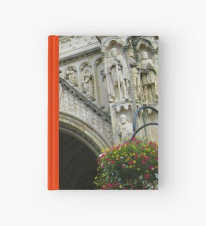 Truro Cathedral - Front Aspect Notizbuch