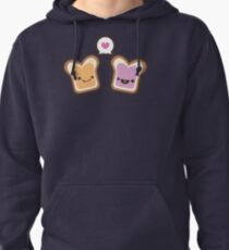 PB & J Amour Sweat à capuche