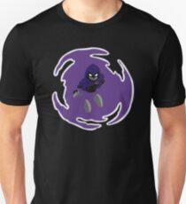 Teen Titans - Raven breaks through Unisex T-Shirt