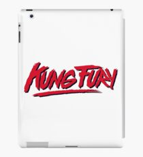 Kung Fury Logo Only iPad Case/Skin