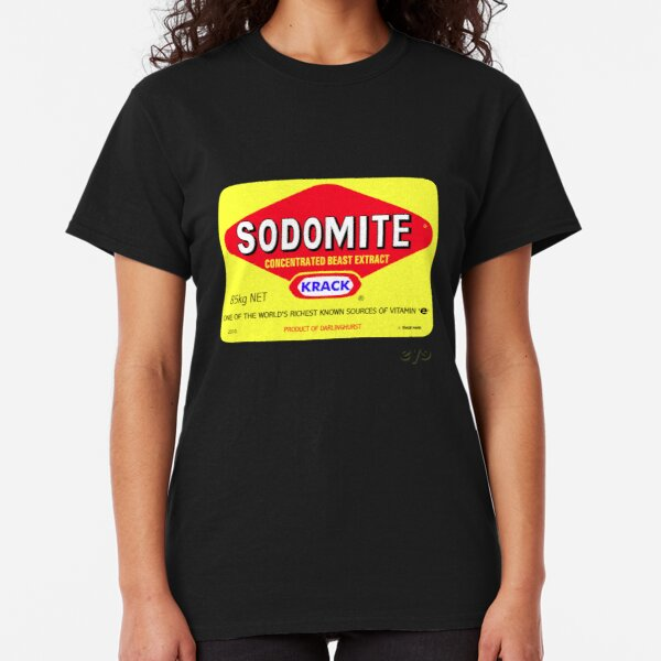 SODOMITE Clothing, Cards, Device Cases, Tote Bags & Home Decor Classic T-Shirt