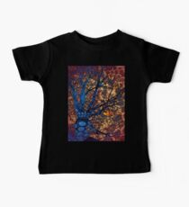 Autumn in The Magical Forest Baby Tee