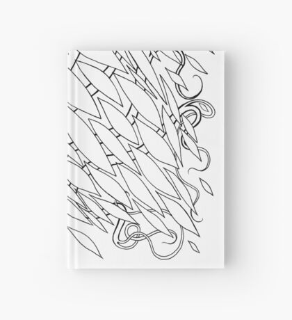 Of The Weather - Illustration - Color it Yourself! Hardcover Journal
