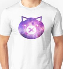 Whole Hog Logo - Galaxy Unisex T-Shirt