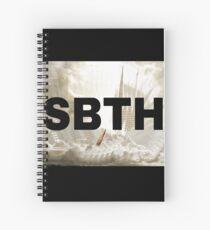 Speeding bullet to heaven Spiral Notebook