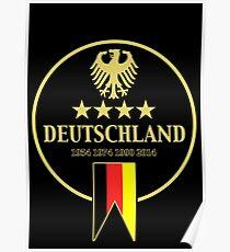 Deutschland Champions Poster