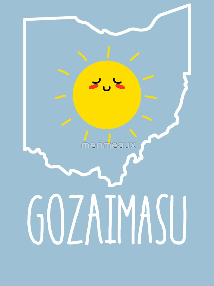 Ohio Gozaimasu 2.0 by merimeaux