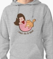 I knead you Pullover Hoodie