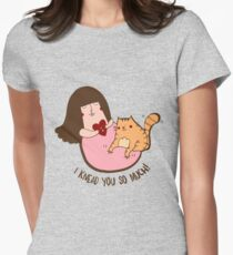 I knead you Women's Fitted T-Shirt