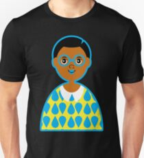 Girl 3 - Goggles and Raindrops Unisex T-Shirt