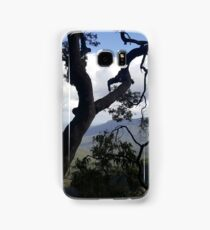 Australia - Green Mountains Samsung Galaxy Case/Skin