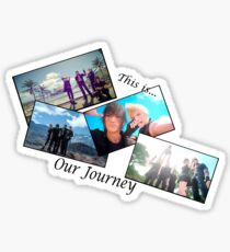This is Our Journey - Final Fantasy XV Sticker