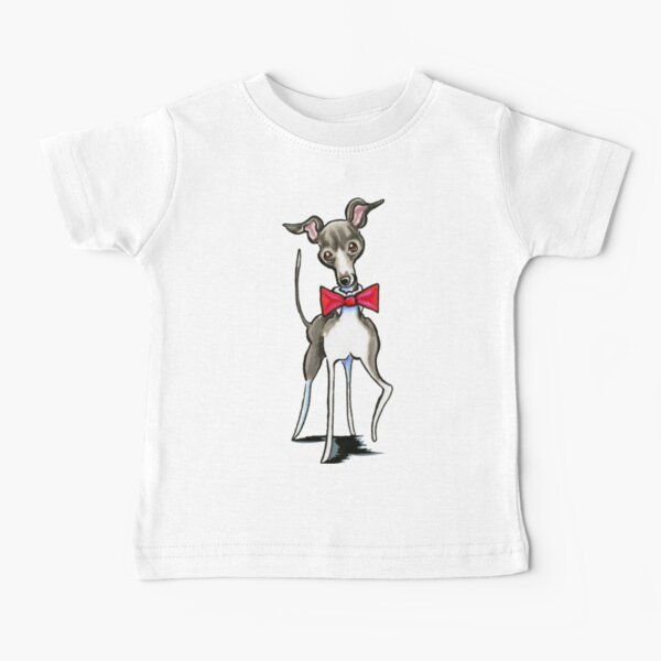 Italian Greyhound Antonio Baby T-Shirt