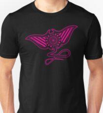 Mantaray (pink) T-Shirt
