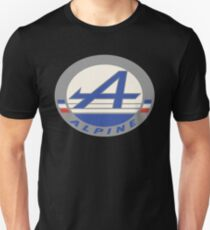 Alpine Oval Badge Unisex T-Shirt