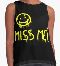 Miss me? Contrast Tank