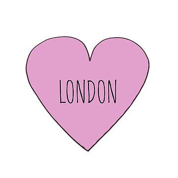 London Love by Bundjum