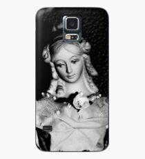 Antique replica Victorian Mannekin Bisque doll Case/Skin for Samsung Galaxy
