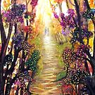 A Stroll Down Memory Lane by Linda Callaghan