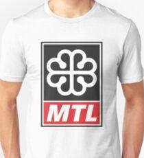Ville de Montréal - Montreal City Unisex T-Shirt