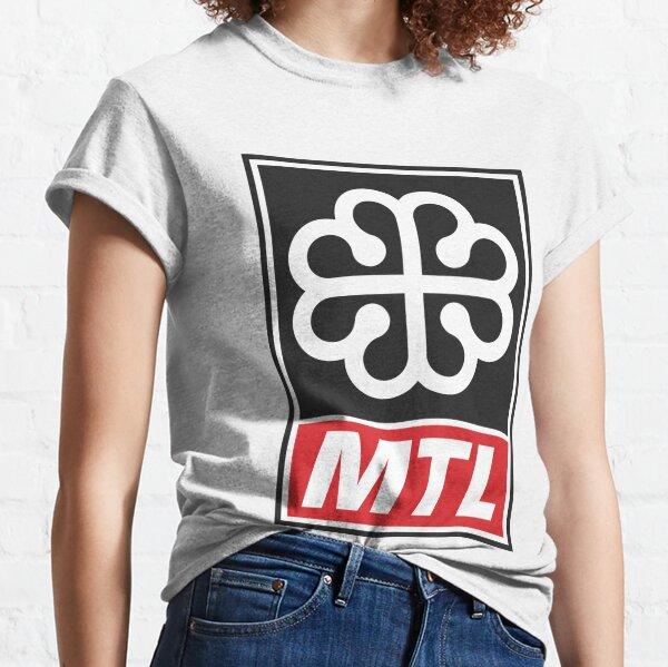 Ville de Montréal - Montreal City Classic T-Shirt