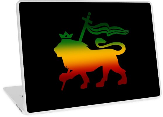 Lion of judah rasta reggae roots jamaica king flag by roarr