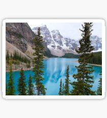 Moraine Lake Sticker