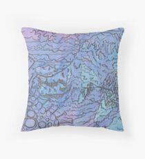 Mount Greville__ _Moogerah Throw Pillow