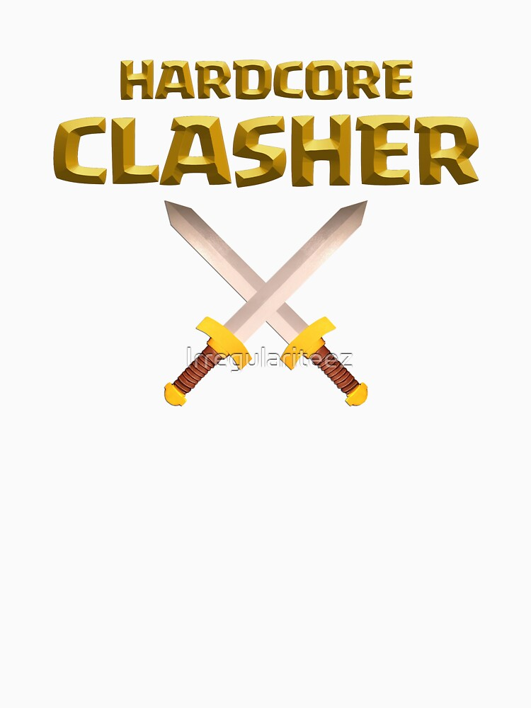 Hardcore Clasher Royal Barbarian Swords by Irregulariteez