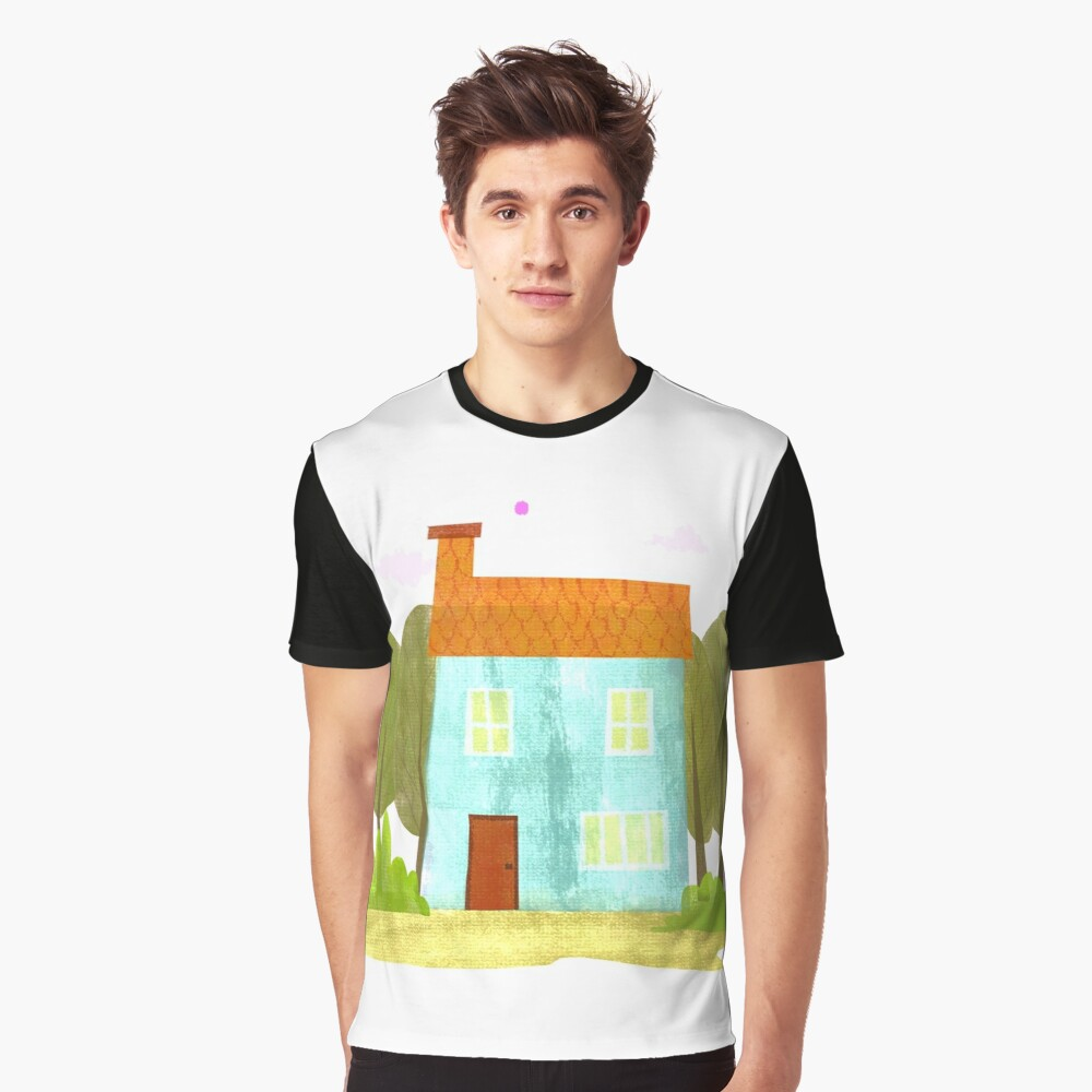 House #1 Graphic T-Shirt