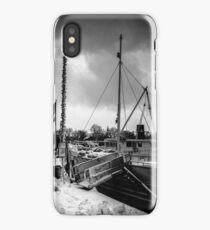 Winter Morning Stockholm iPhone Case/Skin