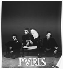 PVRIS Top Collection Poster