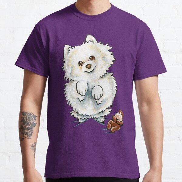 Pomeranian Boo Boo Classic T-Shirt