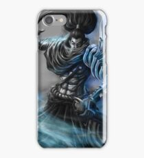 Yasuo - The Unforgiven - Poster iPhone Case/Skin