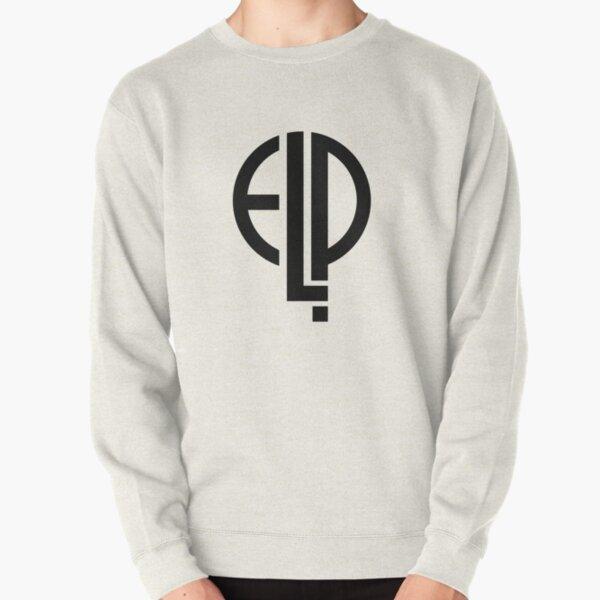 Emerson Lake and Palmer - ELP Logo  Pullover Sweatshirt