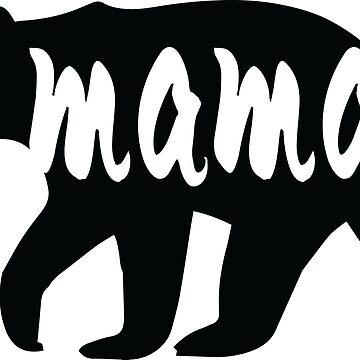 mother bear by felicicilife