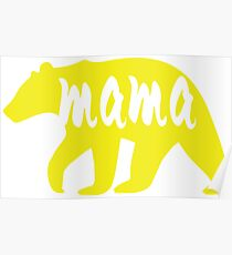 Mother Bear Y Poster