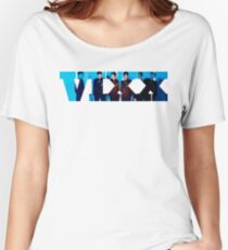 VIXX Women's Relaxed Fit T-Shirt