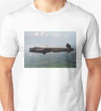 Dambusters Lancaster AJ-G carrying Upkeep T-Shirt