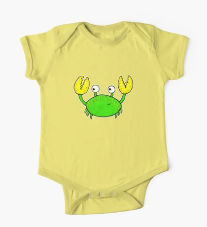 Chuckles the Crab Kids Clothes
