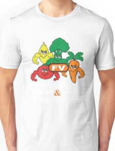 Fruits and Vegetables T-Shirts Renato Laranja Unisex T-Shirt