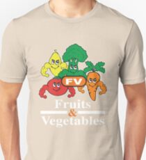 Fruits and Vegetables T-Shirts Renato Laranja T-Shirt