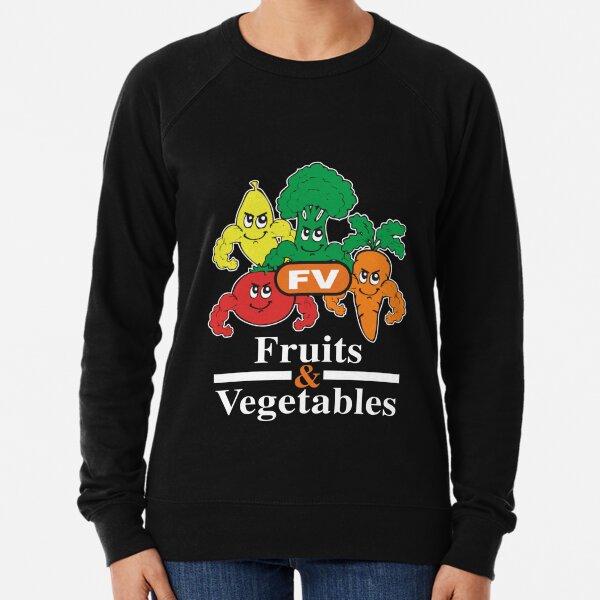 Fruits and Vegetables T-Shirts Renato Laranja Lightweight Sweatshirt